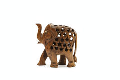 Elephant. A souvenir. Royalty Free Stock Photo