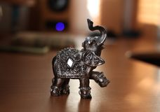 Elephant. Is a souvenir from thailand Royalty Free Stock Photo