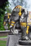 Elephant statue Stock Photo