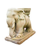 Elephant statue Royalty Free Stock Photos