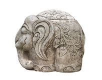 Elephant Statue. Royalty Free Stock Image