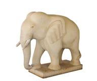 Elephant statue Stock Photo