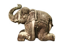 Elephant Statue Royalty Free Stock Photo
