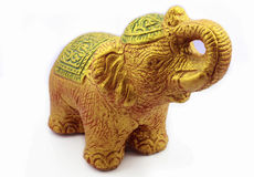 Elephant Statue Stock Photography