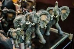 Elephant statue Stock Photos