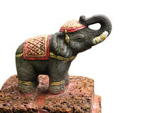 Elephant statue Stock Photos