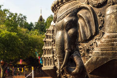 Elephant Statue Royalty Free Stock Images