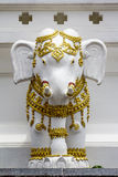 Elephant statue thai style Royalty Free Stock Photo
