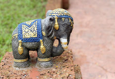 Elephant statues Royalty Free Stock Photo