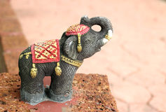 Elephant statues Royalty Free Stock Images