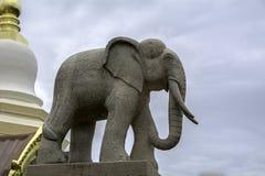 Elephant Stone Stock Photos