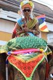 Elephant Sukhothai Stock Photo