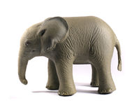 Elephant toy Stock Image