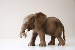 Elephant toy for toddler Stock Photography