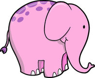 Elephant Vector Illustration Royalty Free Stock Photos