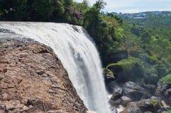 Elephant Waterfall. Dalat. Vietnam Royalty Free Stock Photo