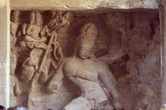 Elephanta caves, Mumbai Royalty Free Stock Photography