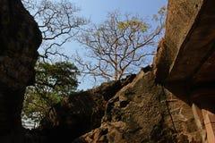 Elephanta Caves Stock Photo