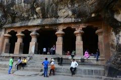 Elephanta Caves Stock Photos