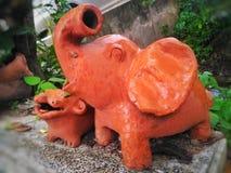 Elephants Στοκ Φωτογραφία