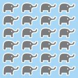 Elephants background1 Royalty Free Stock Images