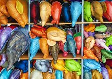 Elephants for sale in thialand Royalty Free Stock Image