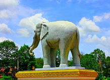 Elephent statue Royalty Free Stock Photography