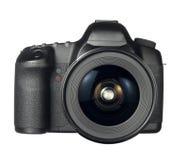 Eletrônica da fotografia da câmara digital Fotos de Stock Royalty Free