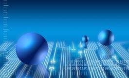 Eletrônica e comunicação Fotografia de Stock Royalty Free