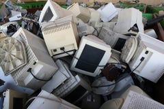 Eletrônica em excesso imagem de stock royalty free