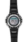 Eletrônico waterproof o relógio Fotografia de Stock