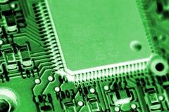 Eletrônica do computador Fotografia de Stock Royalty Free
