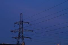 Eletricidade Imagem de Stock