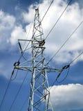 Eletricidade Foto de Stock