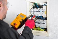 Eletricista Imagem de Stock
