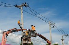 eletricista Imagens de Stock Royalty Free