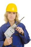 Eletricista Imagem de Stock Royalty Free