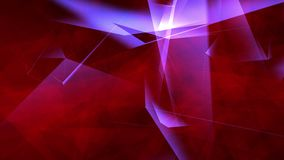 Eletro do espectro no vídeo escuro do fundo ilustração do vetor
