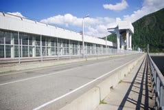 Eletro-estação Foto de Stock Royalty Free