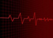 Eletrocardiograma Fotos de Stock