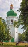 Eletsky修道院, Chernihiv,乌克兰 免版税库存照片
