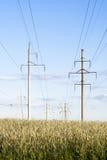 elettricità Fotografie Stock Libere da Diritti