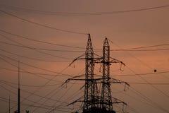 elettricità Immagini Stock