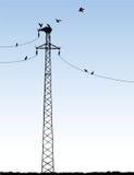 Elettricità illustrazione vettoriale