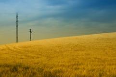 Elettricità dalla natura Fotografia Stock