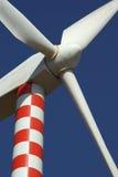 Elettricità del generatore a vento Fotografie Stock Libere da Diritti
