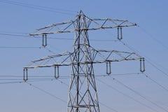 Elettricità - disponibilità di energia Fotografie Stock Libere da Diritti