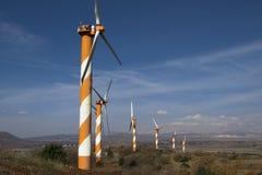 Elettricità ecologica Immagini Stock Libere da Diritti