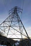 Elettricità larga Fotografia Stock