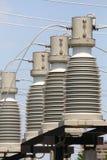 Elettricità, strumentazione elettrica, Immagini Stock Libere da Diritti